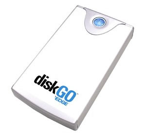 DiskGO® Backup External USB Hard Drive