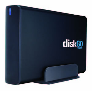 DiskGO® External SuperSpeed USB 3.0 Hard Drive